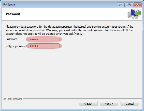 OMERO server installation — OMERO 4 4 10 documentation