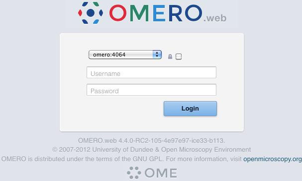 OMERO web deployment — OMERO 5 0 7 documentation